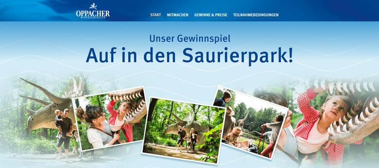 Oppacher-Gewinnspiel-Familienwochenende-im-Saurierpark-gewinnen