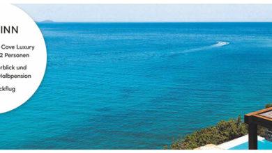 Bild von Kreta Urlaubsreise Gewinnspiel Breuninger Onlineshop