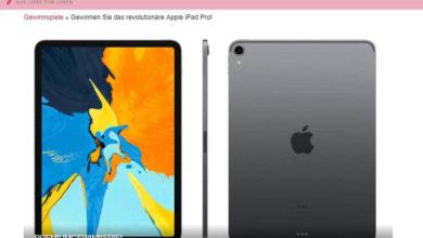 9Monate Gewinnspiel iPad Pro gewinnen