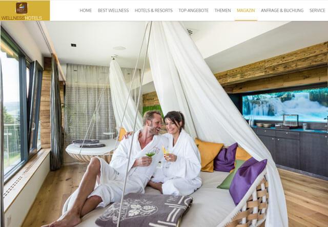 Best Wellness Hotels Gewinnspiel