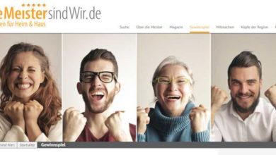 DieMeisterSindWir.de Gewinnspiel Geschirrspüler gewinnen