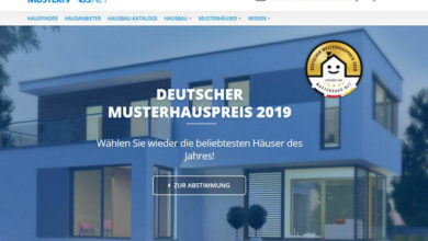 Musterhaus Gewinnspiel Smart TV, iPad u.a. gewinnen