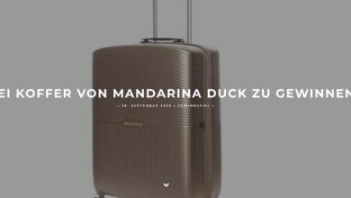 Mandarina Duck Gewinnspiel
