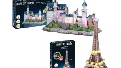 3D Puzzle gewinnspiel