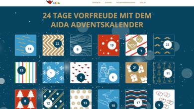 AIDA Gewinnspiel