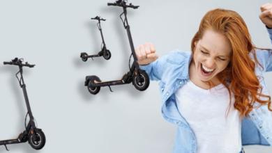 Premium E-Scooter Gewinnspiel