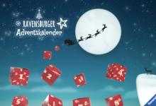 Ravensburger Adventskalender Gewinnspiel 2020