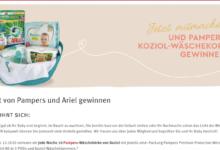 Bild von Rossmann Gewinnspiel – Produkt-Set von Pampers und Ariel gewinnen