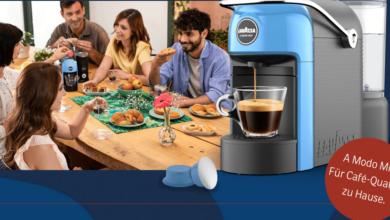 Kaffemaschine Gewinnspiel