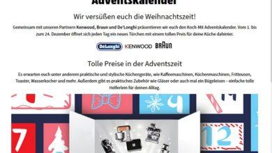 koch-mit Adventskalender Gewinnspiel 2020