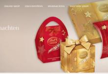 Bild von Jetzt 1 von 5 Lindor Schokoladenpaketen gewinnen – Lindor Gewinnspiel