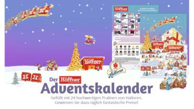 Möbel Höffner Adventskalender Gewinnspiel 2020