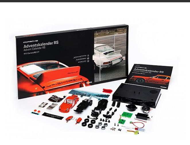 Porsche Carrera GEwinnspiel