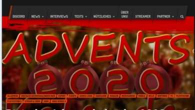 Gamodrome Adventskalender Gewinnspiel 2020