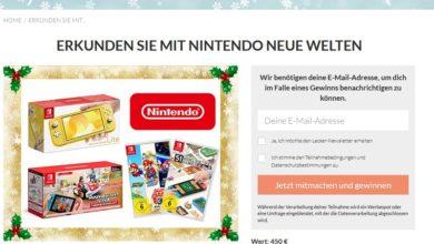 Jetzt Nintendo Switch Lite Paket inkl. Spiele gewinnen - lecker.de Gewinnspiel
