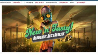 Jetzt Oddworld: New'n'Tasty gewinnen! 4Players Gewinnspiel