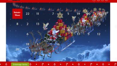 LEXWARE Adventskalender Gewinnspiel 2020