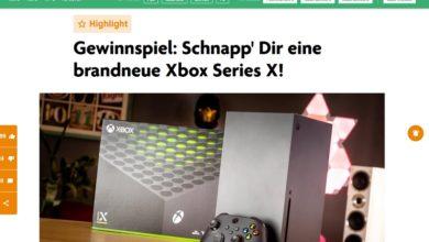 SATURN Gewinnspiel Xbox Series X gewinnen