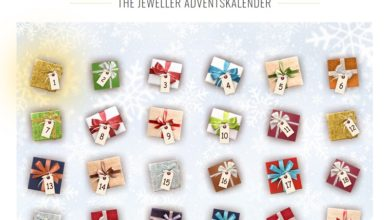 The Jeweller Adventskalender Gewinnspiel 2020