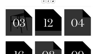 Vogue Adventskalender Gewinnspiel 2020