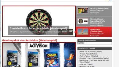Jetzt Gaming-Paket für die PS4 gewinnen: Kinonews Gewinnspiel