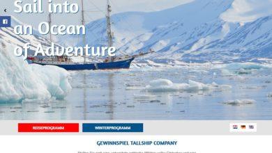 Jetzt Schiffsreise in Norwegen für 2 gewinnen – Tallship Gewinnspiel