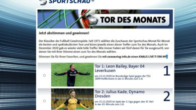 KNAUS L!VE Ti 590 MF Wohnmobil gewinnen: ARD Sportschau Gewinnspiel