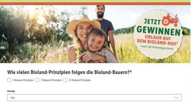 Familienurlaub, Einkaufsgutscheine und mehr gewinnen Lidl Gewinnspiel