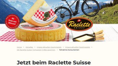 Flyer E-Bike Goroc2 gewinnen: Schweizerkäse Gewinnspiel