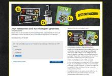 Gastroback Slow Juicer Advanced Vital gewinnen EDEKA Gewinnspiel