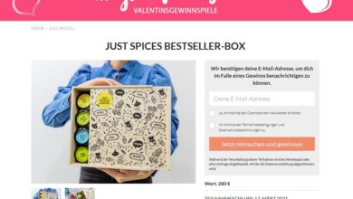Gewinne eine Just Spices Gewürzbox: Cosmopolitan Gewinnspiel