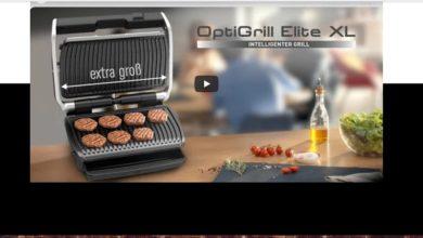 Gewinne einen OptiGrill Elite XL Tefal Gewinnspiel