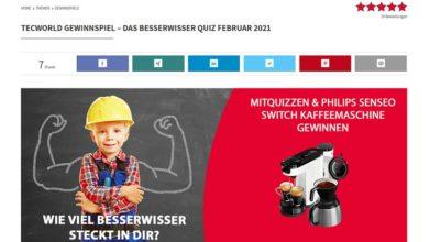 Jetzt Philips Senseo Switch Kaffeemaschine gewinnen – TECWORLD Gewinnspiel