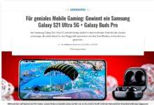 Jetzt Samsung Galaxy S21 Ultra 5G Smartphone gewinnen – MediaMarkt Gewinnspiel