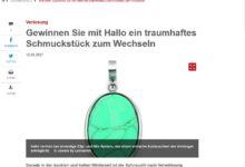 Jewels by Leonardo gewinnen: Hallo München Gewinnspiel