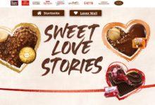 Produktpaket gewinnen: Ferrero Gewinnspiel