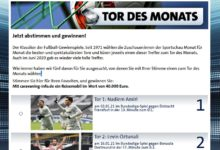 Reisemobil gewinnen Kino ARD Sportschau Gewinnspiel