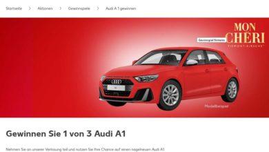 Audi A1 gewinnen: Kaufland Gewinnspiel