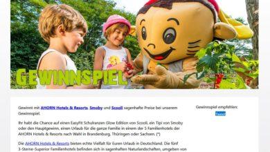 Familienurlaub gewinnen Simba Toys Gewinnspiel