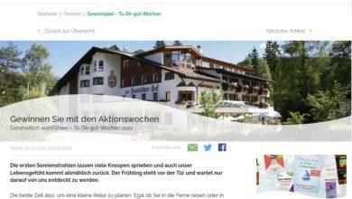 Gewinne einen Tirol-Urlaub im BIO-Hotel: Reformhaus Gewinnspiel