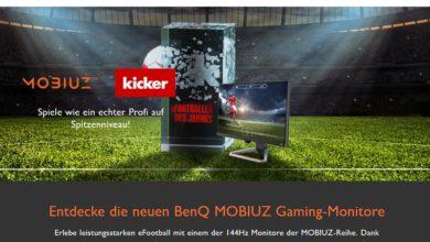 Jetzt BenQ MOBIUZ EX2710 gewinnen – BenQ Gewinnspiel