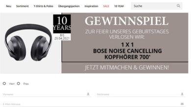 Jetzt Bose Noise Cancelling 700 Kopfhörer gewinnen – JP1880 Gewinnspiel