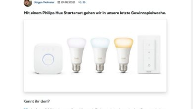 Jetzt Philips Hue Starterset gewinnen – EURONICS Gewinnspiel