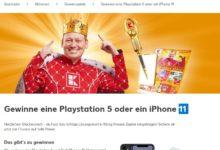 Jetzt iPhone 11 oder Playstation 5 gewinnen – Kaufland Gewinnspiel