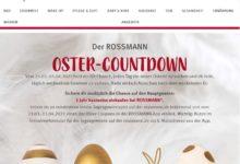 Rossmann Oster-Gewinnspiel 2021