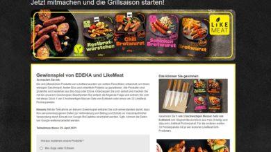 Echtwerk Messer-Set gewinnen LikeMeat & EDEKA Gewinnspiel