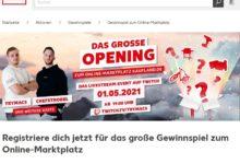 Geheime Kaufland.de-Box gewinnen Kaufland Gewinnspiel