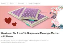 Pranamat Eco Massageset gewinnen Kaufland Gewinnspiel