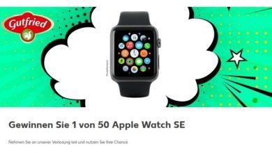 Apple Watch SE gewinnen Kaufland Gewinnspiel