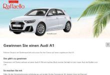 Audi A1 gewinnen Kaufland Gewinnspiel